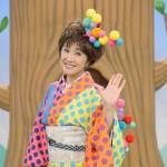 小林幸子さんが、幼児向け番組NHK「ワラッチャオ!」でうたのおねえさんに抜擢される!